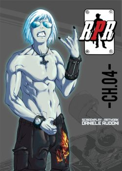RPR - Chapter 4 cover by ilpuci