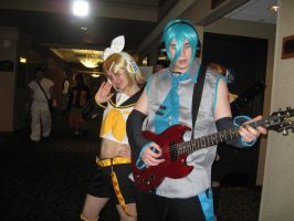 Vocaloid by Witts-End