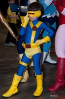 Cyclops By Mark Shafer by ComicChic19