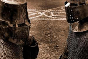 honor, courage, nobility, chivalry - 3. by manuroartis