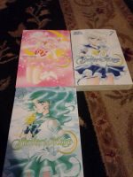 Sailormoon Manga (Part 2 and Current) by HikariHime1993