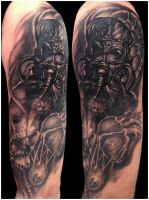 Mutant by Anderstattoo