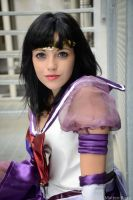 Sailor Saturn Eternal Dress by AliceCosplay