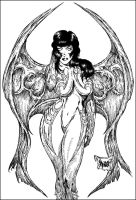 Demoness by roo157