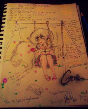 Youre Gone Rosa X Alexis( DEATH) by sisterz1679