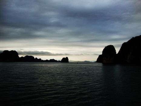 Halong Bay Again by prudentia