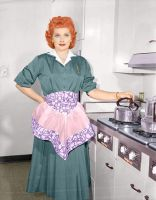 Lucille Ball 30 by ajax1946