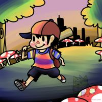 Earthbound - Lets go and rescue the World! by St3ffimon