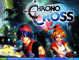 Chrono Cross Wallpaper by Hanako1993