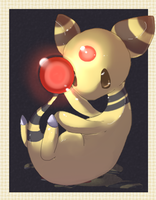 .:Ampharos:. by nynne61636