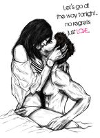 No regrets... just LOVE by LucyRedfield