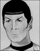 Spock by james7371