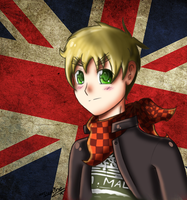 United Kingdom by TsukineSara