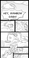 Under your wings -comic- 1 by GabrieldlTC
