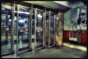 doors to.. by Tommy-Noker