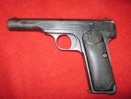 WWII FN Browning 1922 32cal by vonmeer