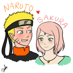 Narusaku FOREVER by KariLoveMoonlight