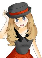 Serena Pokemon X/Y by Tinerex