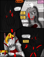 KECHI The Hedgehog Comic page 2 by DarkXeo