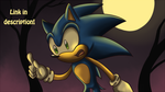Video - Sonic tells the scariest Halloween story by sapphireluna