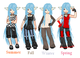 - Seasons Contest- by SookyShow