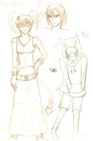 MD - Preliminary Sketches 02 by Teirebe