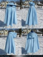 Ditto Poncho Blue by invader-gir