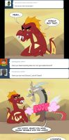 For the Hoard - Discorderly crossover - Part 1 by peachiekeenie