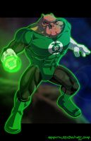 K - is for Kilowog by Ammotu