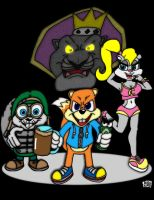 Conker's Bad Fur Day by SlySonic