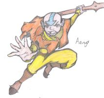 Aang by KHSoraCentral1997