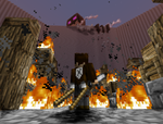 Attack On Ender Minecraft Build WIP 2 by Matau228
