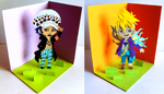 One Piece Papercut by Captain--Ruffy