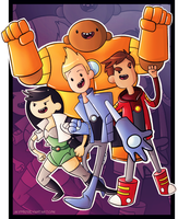 The Bravest Warriors! by heeyjayp17