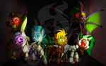 Five Nights in Pax's Wonderland by AmzyTheChangeling