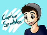 CaptainSparklez by CaitlinBear
