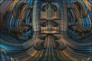 Church Ornament by GLO-HE