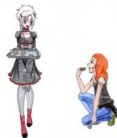 .:Miss Chef:. -Kei's cookies- by Otouta