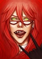 Grell by MashedPickles