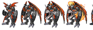 BlackWargreymon Xrosses by Mototuku