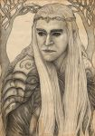 The Elven King by Norloth