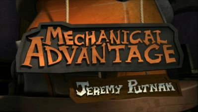 Thesis - Mechanical Advantage by JesterCapp
