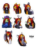 Rimoods icons by rimou