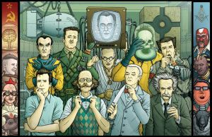 The Manhattan Projects by PaulHanley