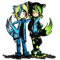 Prize: Ice and Toxic by G3N3
