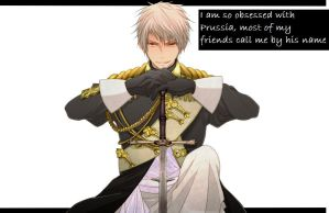 hetalia confessions #2 - Prussia by Ri-Chan-and-Oka-Chan