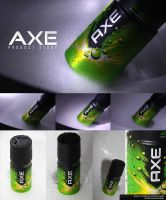 AXE Product Study by Carl06photo