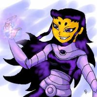 Blackfire by Storm-fox
