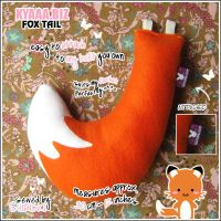 kyaaa.biz Fox Tail by shiricki