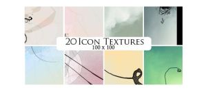 20 icon textures by sabinefischer